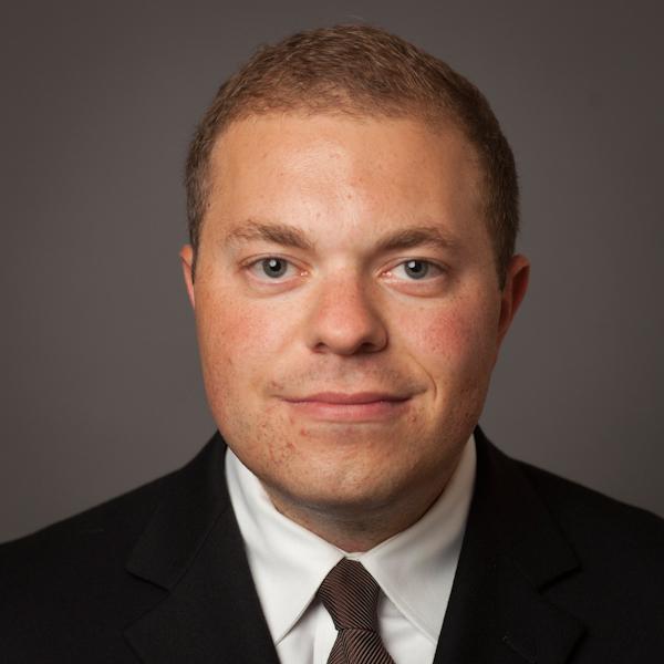Gregory Miller, MBA '15