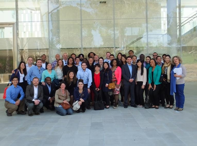 Students at Van Leer Institute, Jerusalem