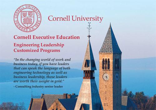 CornellExecEdFlier_EngineeringLeadership