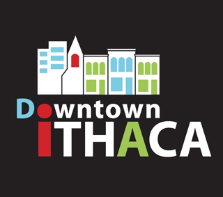 DowntownIthaca.com logo