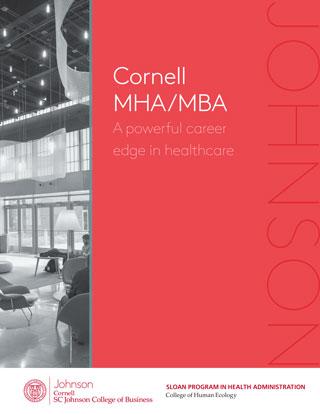 MHA/MBA Info Sheet