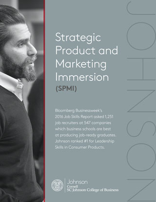 Strategic Product and Marketing Handout