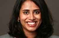 Kavya Krishna, MBA '12