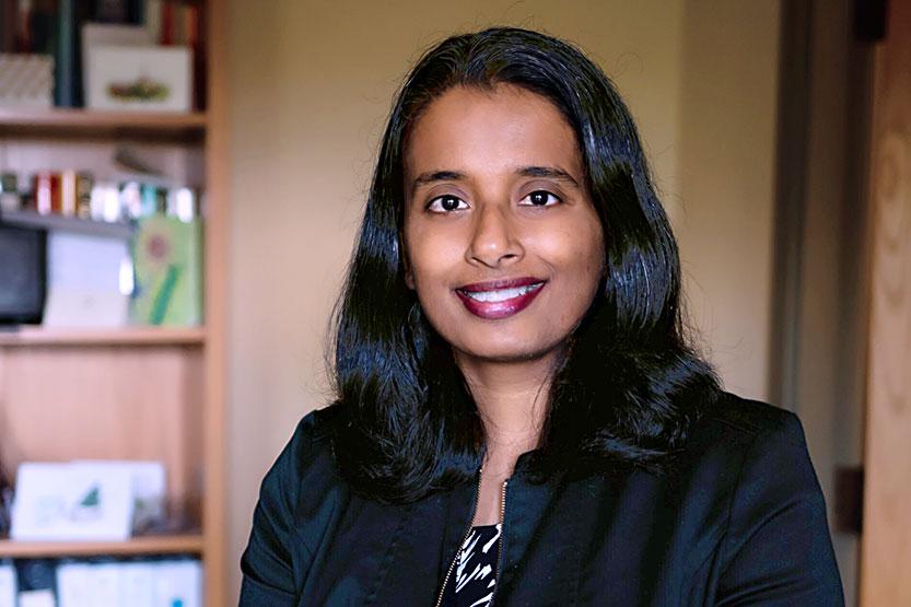 Lakshmi Bhojraj