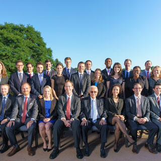 Park Leadership Fellows Class of 2018