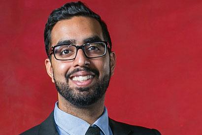 Preet Jassi, MBA '18