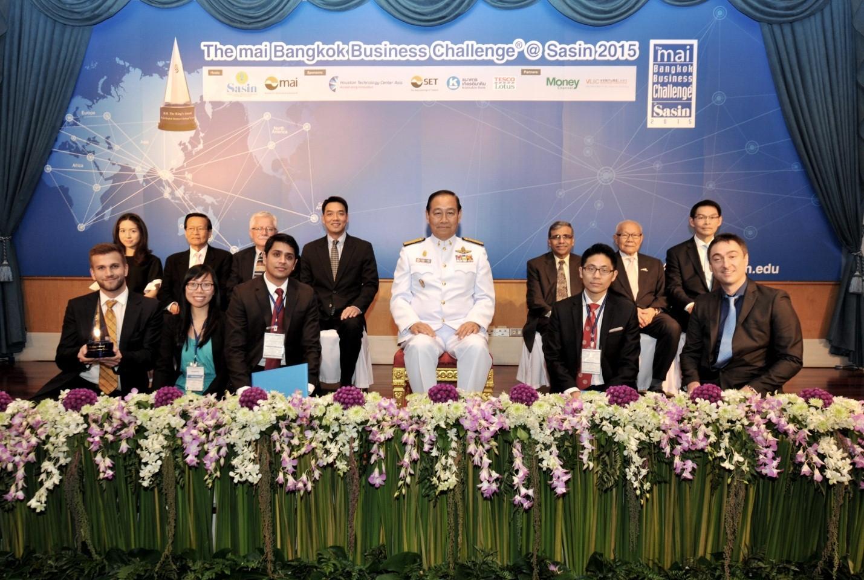 Award Ceremony in Bangkok