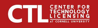 Center for Technology Licensing (CTL) logo