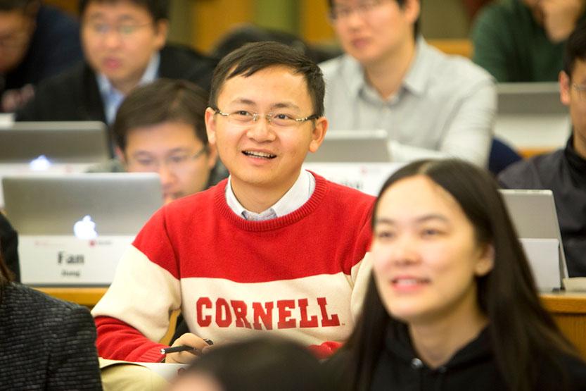 Cornell-Tsinghua MBA/FMBA