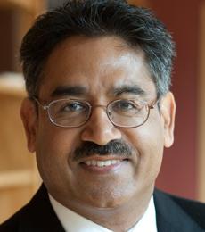 Sachin Gupta, Associate Dean for Academic Affairs