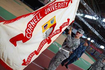 Cornell ROTC Flag