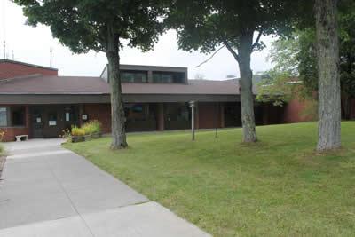 MacCormick Center