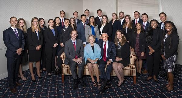 SC JOHNSON SCHOOL OF BUSINESS - Park Leadership Fellows Group Photo