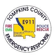 Tompkins County Emergency Response Logo
