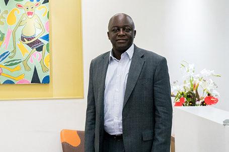 Paul Kavuma, MBA '93