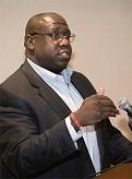 John Bonhomme (MBA '07)