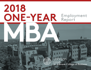 One Year Johnson Employment Report 2018 PDF