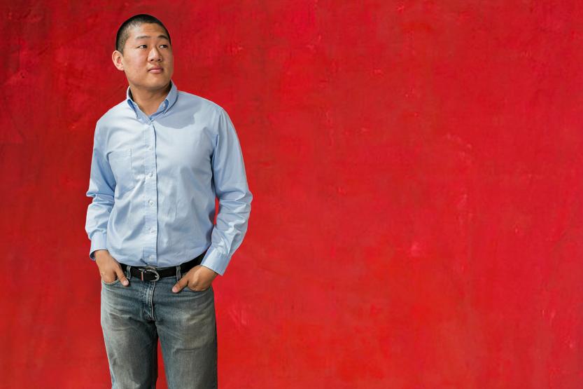 Steven Cheng, MBA '18