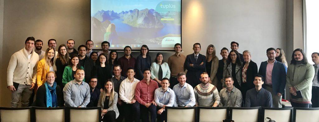 Colombia Trek Group photo