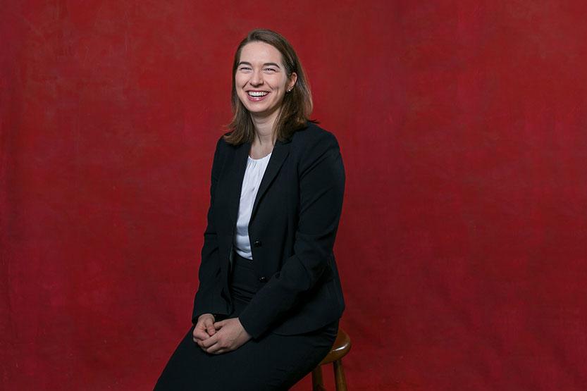 Jess Smith, MPS '18
