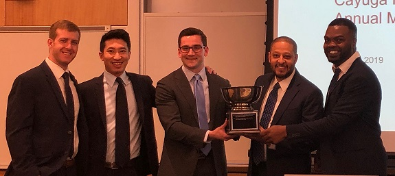 2019 Credit Research Challenge Winners