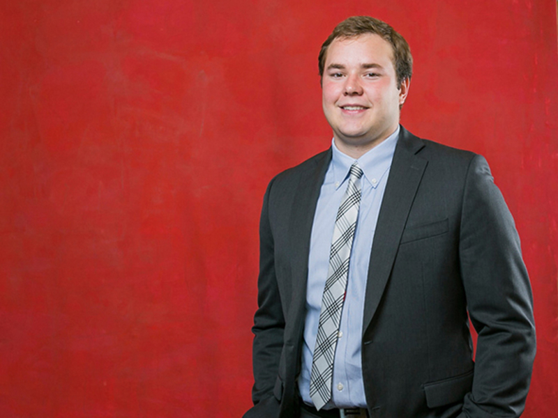 Conor Gilson | MPS in Management - Accounting | Cornell Johnson
