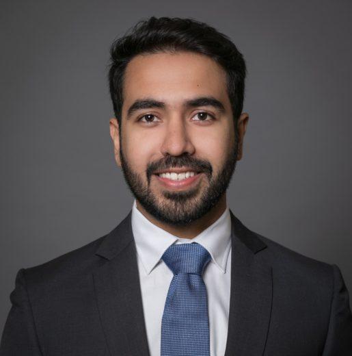 Nauman Essa Lakhani - MBA'21