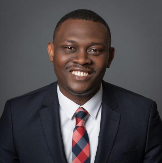 Nnamdi Benjamin Iwuji - MBA'21