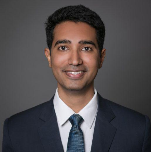 Rahul Singh - MBA'21