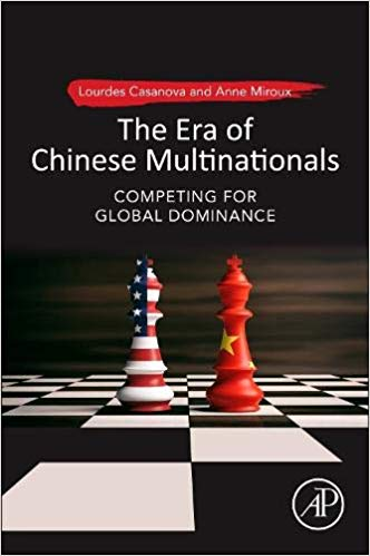 The Era of Chinese Multinationals Book Cover