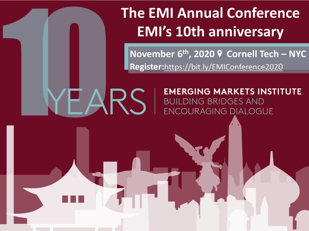 EMI Conference flyer 2020