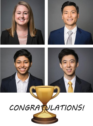 Credit Research Winners