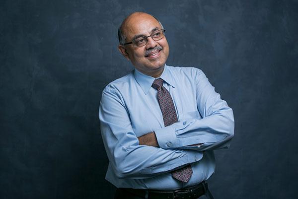 portrait of Gautam Ahuja