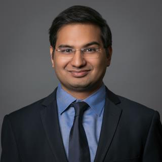 Portrait of Akshay Deolikar