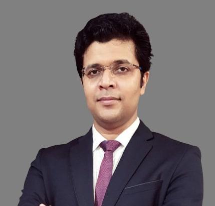 Portrait of Ashish Prasad