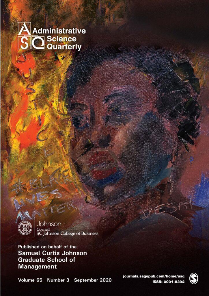 ASQ Sept. 2020 cover