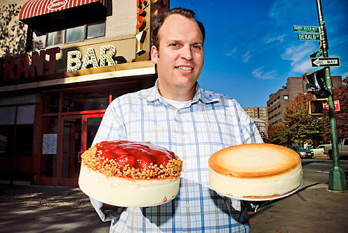 Alan Rosen, Junior's Cheesecake