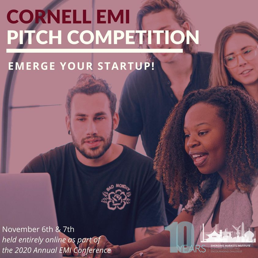 EMI Pitch Competition - Emerge Your Startup