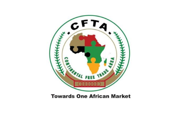 African Continental Free-Trade Area logo