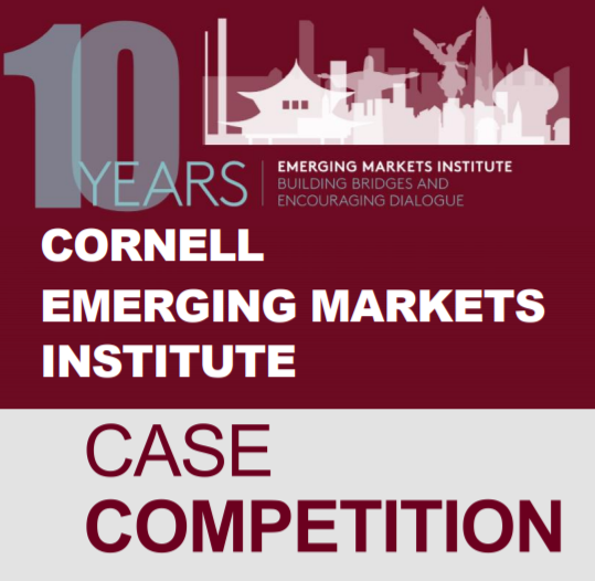 Case Competition Flyer