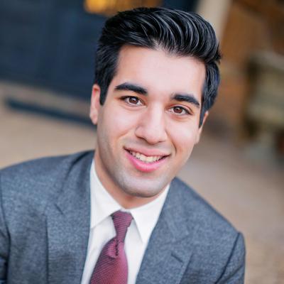 Ramin Karbasi – MBA 2022