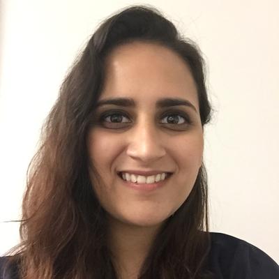 Sasha Stearns - MBA 2022