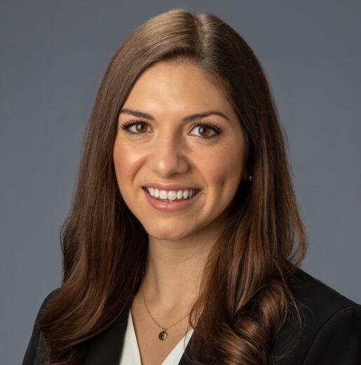 Mary Benman Headshot