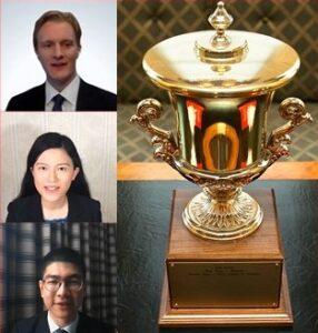 2020 MBA SPC Winners