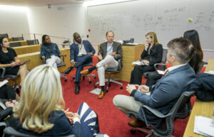 Peer forum discussion