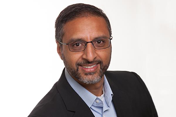 headshot of Osman Ghafoor