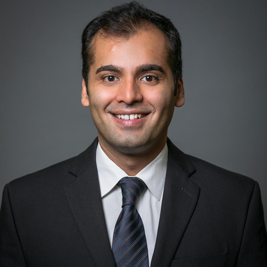 Nikunj Raithatha, MBA '20