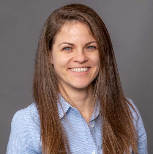Yana Velkova (MBA '20)