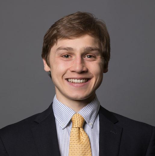 Michael Arsnow (MBA '19)