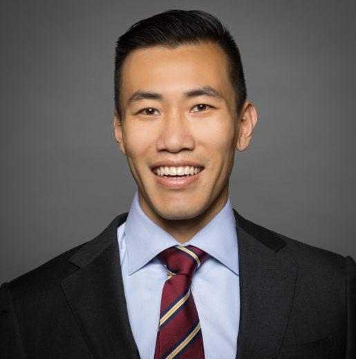 Keith Liao, MBA '20
